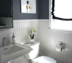 1000 images about salle de bain on pinterest tile bathroom and showers for Lambris salle de bain a coller