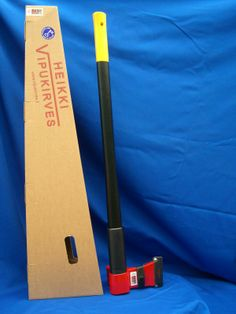 LEVERAXE VIPUKIRVES  spendy new design in an ax