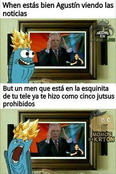 Anime Naruto, Naruto Funny, Otaku Anime, Best Memes, Dankest Memes, Stupid Memes, Funny Jokes, Wallpaper Animes, Humor Mexicano