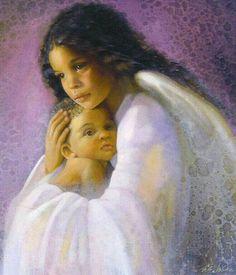 Dipinti di angeli