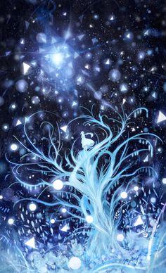 The Art Of Animation, Sakimori Fantasy Art Landscapes, Fantasy Landscape, Fantasy Artwork, Art Anime, Anime Art Girl, Scenery Wallpaper, Galaxy Wallpaper, Art And Illustration, Ashita No Nadja