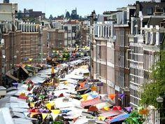 Amsterdam - Albert Cuyp Market