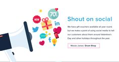 Shout on social