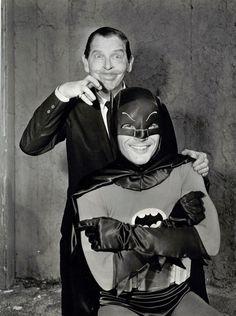 Batman Meets Uncle Miltie! (1967)