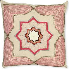 TRACEY BOYD Superstar cushion