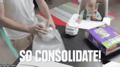 Vacuum-seal diapers to make them more portable. | 100 Genius Hacks Guaranteed To Make A Parent's Job Easier