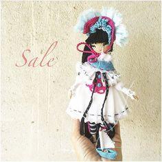 WEBSTA @ kukukolki - Всем привет! Кукла продана.----------Doll sold.