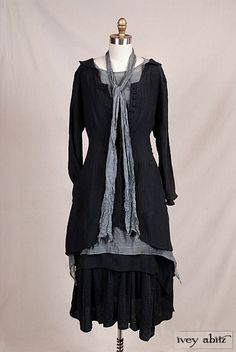 Fall 2 2012 Look No. 11   Vintage Inspired Women's Clothing - Ivey Abitz