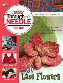 Through the Needle Online Magazine from BERNINA - BERNINA