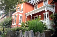 Spruce Hill Manor in Philadelphia, Pennsylvania | B&B Rental