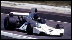 f1 7 de Julio de 1974-Gran Premio de Francia-Dijon Prenois-Carlos Reutemann-Brabham BT44