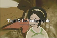 I ship it. Not romantically or anything, but a Badgermole would make a bad ass companion.