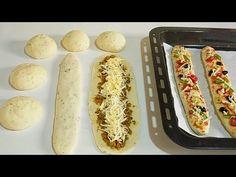 Bu özel tarife bayılacaksınız!!️ Çok lezzetli 💯 ve yapımı kolay🔝 - YouTube Bread Rolls, Dough Recipe, Special Recipes, Empanadas, Coco, Chocolate, Sandwiches, Goodies, Ethnic Recipes