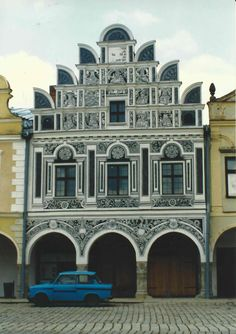 Telc, Tschechien Lady Diana, Pisa, Louvre, Tower, Antique, Building, Travel, Architecture, Czech Republic