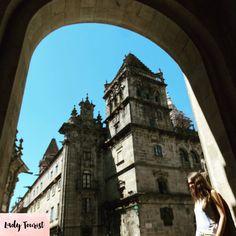 Santiago de Compostela ❤️ #santiago #santiagodecompostela #galicia  #spain #españa #travel #trip #sitiosbonitos #viaje #beautifulplaces #lugaresconencanto #pueblosbonitos