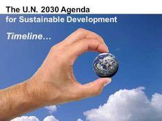 The U.N. Agenda 2030 for Sustainable Development - Exposed