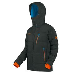 Mammut - Eigerjoch Down Jacket - Men's - Orion Ski Touring, Man Down, Stay Warm, Outdoor Gear, Winter Jackets, Men's Jackets, Clothes, Shopping, Black