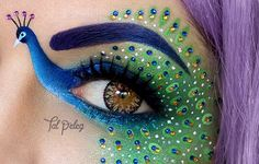 What This Make-Up Artist Is Doing To Eyelids Needs To Be Seen To Be Believed. - http://www.lifebuzz.com/eyelids/