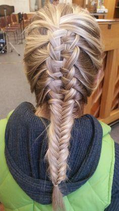 1000 ideas about zipper braid on pinterest girl