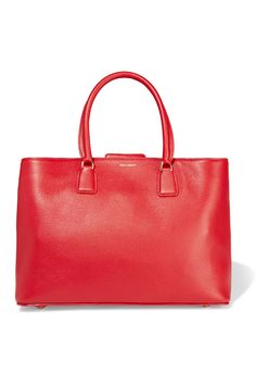DOLCE & GABBANA Textured-Leather Tote. #dolcegabbana #bags #hand bags #suede #tote #