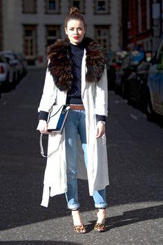 Street Style: London Fashion Week 2014