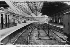 Visit the post for more. Swansea Bay, Swansea Wales, Old Train Station, Disused Stations, Steam Railway, Great Western, Cardiff, South Wales, Railroad Tracks