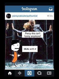 Divergent vs. Percy Jackson