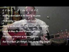 ▶ Wagon Wheel- Guitar Lesson (Standard Chord Version)- Darius Rucker - YouTube