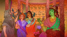 Earth Goddess, Interactive Stories, Mother Goddess, Worship, Dragon, King, Image, Dragons