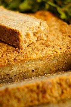 Prosty pasztet z zielonej soczewicy (5 składników) - Wilkuchnia Banana Bread, Desserts, Food, Tailgate Desserts, Deserts, Essen, Dessert, Yemek, Food Deserts