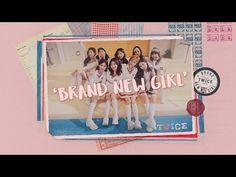 "Girl in Pastel: Thoughts: Twice's ""Brand New Girl"" Kpop Girl Groups, Korean Girl Groups, Nayeon, New Girl, K Pop, Music Songs, Music Videos, Twice Mv, Twice Songs"