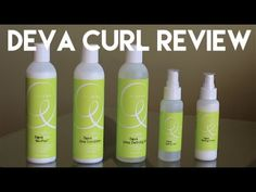 These Curl Products Will Give LIFE to Your Curly Hair Routine {Deva Curl Review} | alishainc - YouTube