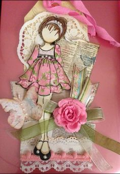 Christie Craft: Prima dolls by Julie Nuttings -Now available at ...