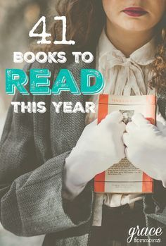 41 Books to Consider Reading this Year. A carefully curated list with something for everyone.