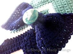 Sailor Neptune Scarf by ShopOfManyThings on Etsy, $30.00
