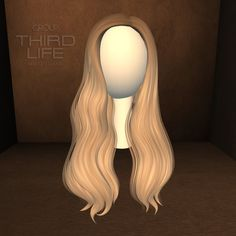 THIRD LIFE [ Frees, Gifts & Hunts ]: MITHRAL - JUNIPER HAIR **TSS GIFT**
