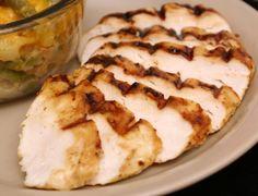 Basil Parmesan Chicken Marinade Recipe