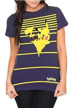 Very cute Pikachu tee