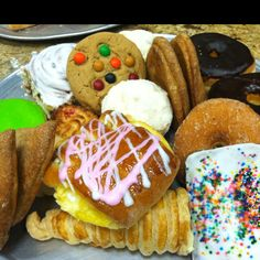 Mexican sweet bread! The best !