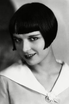 Louise Brooks - Iconic Hairstyles – Most Classic Hair Dos of All Time (houseandgarden.co.uk)