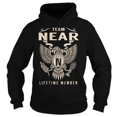 Team NEAR Lifetime Member - Last Name, Surname T-Shirt