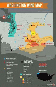 Great Washington wine map.