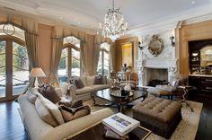 #Elegant #Home - ༺༺  ❤ ℭƘ ༻༻  #Luxury #LuxuryHome  IrvineHomeBlog.com   Amazing look ☺
