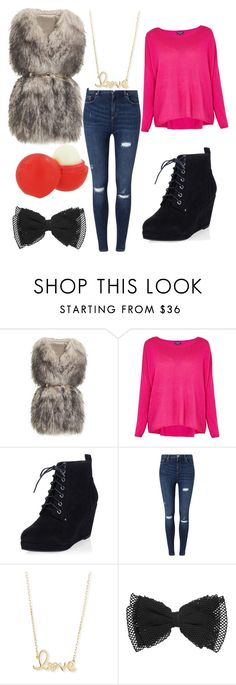 """""""Mlp-love's daily outfit"""" by mlp-love ❤ liked on Polyvore featuring PINGHE, Splendid, Miss Selfridge, Sydney Evan and Eos"""
