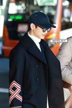 #Minho en Incheon de regreso a Corea - 2017-02-25