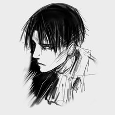 #im shook #levi ackerman #snk