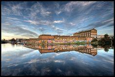 Hackney Wick 7am by Romany WG, via Flickr