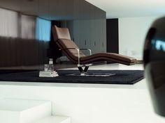 Naptime op de relaxchair 505 van Rolf Benz
