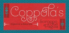 Mandevilla is a brand new decorative font release from Laura Worthington.