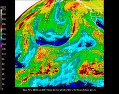 #UHManoa #Hawaii #Meteorology #Weather #Temp 77F #RH 59% #Winds N 15mph #PartlyCloudy #Windward #Mauka #Showers